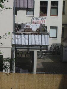 Auch unter den Nachbarn gibt es Menschen die ihre Meinung schreiben